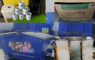 Le recyclage chez MDO