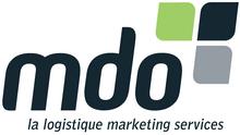 MDO : Conditionnement et expédition de vos communications clients Logo